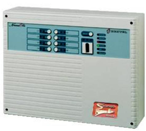 Sb cno norma 8 zone centrale antifurto impianto antifurto for Bentel norma 8