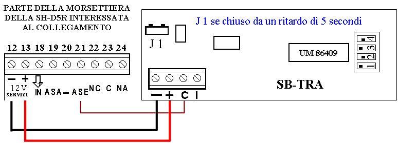 Schema Elettrico Sirena Autoalimentata : Sb sar sirena lampggiante radio esterno securvera antifuto